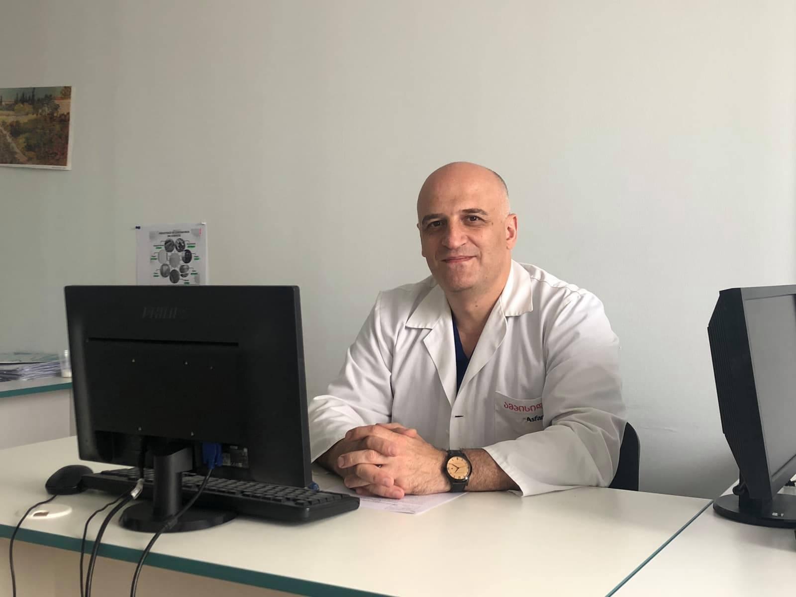 qirurgi Zurab Khetsuriani